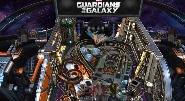 pinball fx 2 guardians of the galaxy table (1)