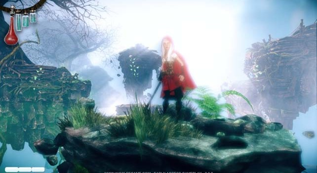 Preview: Woolfe ? The Red Hood Diaries