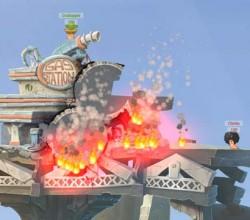 Worms WMD - Screenshot 1 - Gamescom 2015