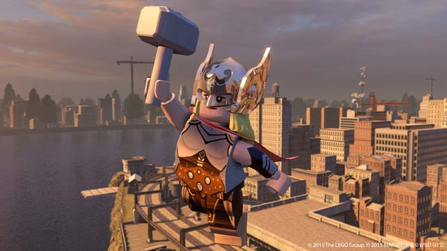... .com | LEGO Marvel's Avengers season pass release date revealed
