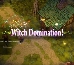 The Witch and the Hundred Knight Revival Edition (1)