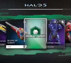 Halo 5 Guardians REQ System Key Art JAN
