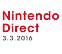 Nintendo Direct Announced For March 3rd