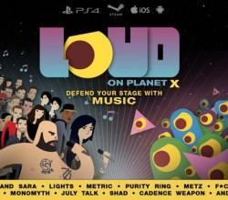 LOUD on Planet X (1)