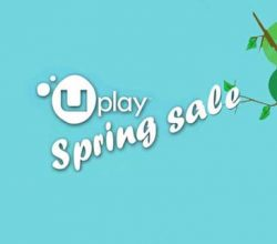 uplay spring sale